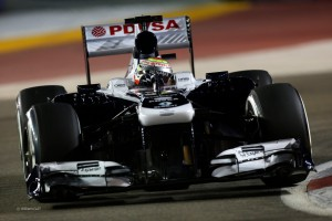 The Baron was unable to repeat his 2012 qualifying heroics.